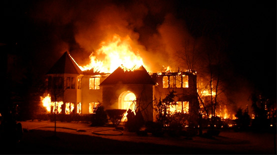 Keeping Your Home Protected From Fires