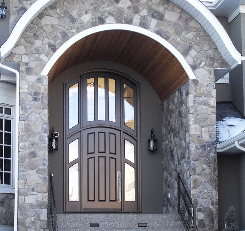 Finding the Right Type of Wood Species for Your Front Door