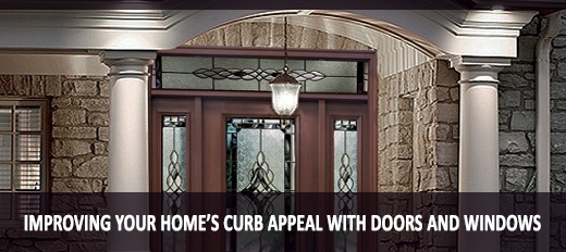 Improving Your Home's Curb Appeal with Doors and Windows