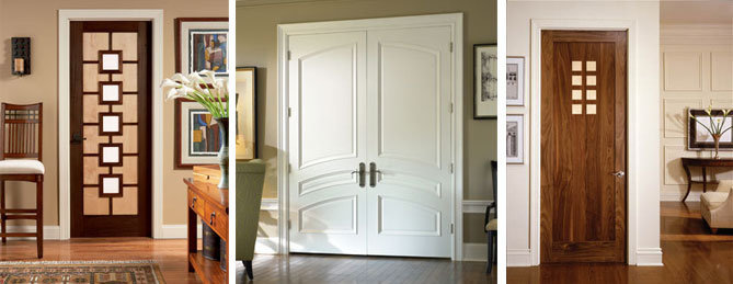 How Interior Doors Can Enhance the Visual Appearance of a Room