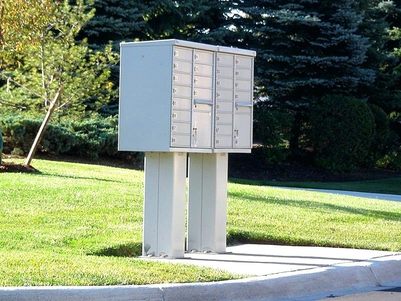 Different type of mailbox options for residential use
